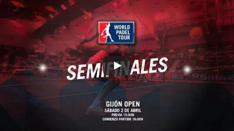 Semifinales online WPTGijon