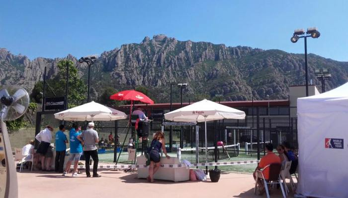 Crónica octavos de final World Padel Tour Barcelona Challenger