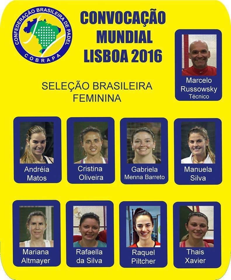Seleccion femenina brasil