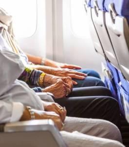 elderly and air travel