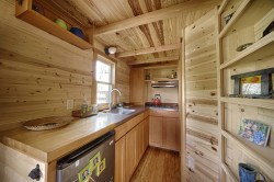 Supreme Pea Tiny House Into Kitchen Pea Tiny House Plans Tiny House Kitchen Islands Tiny House Kitchen Ideas