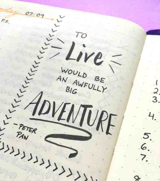 more inspirational quotes for your bullet journal page