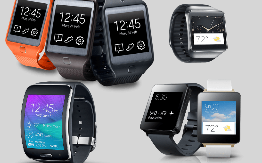 2015, the year of wearable tech!
