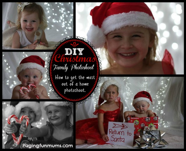 Guide to taking great family Christma