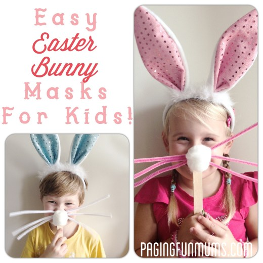 Easter Masks