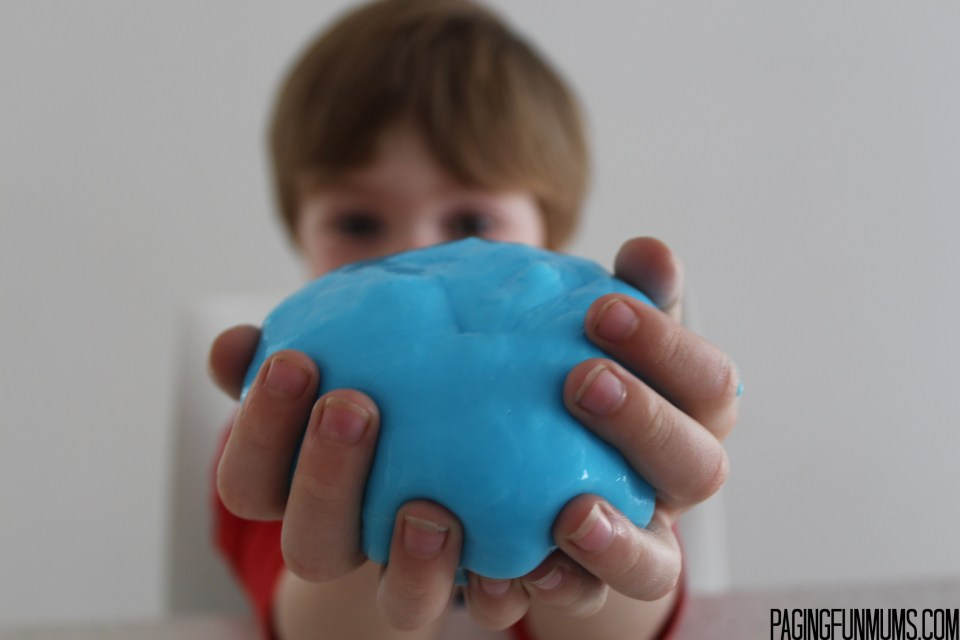 how to make silly putty with borax and without glue