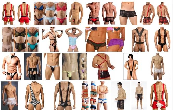 male lingerie google