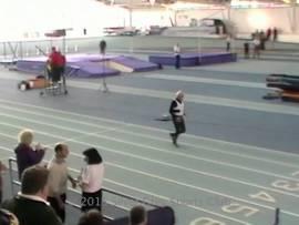 Atleta de 95 anos corre 200 metros em menos de 1 minuto