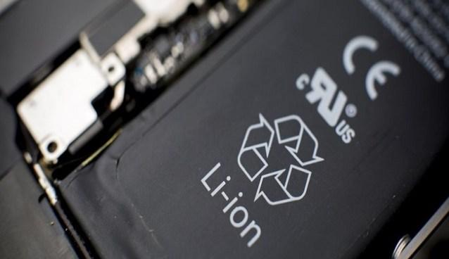 bateria Li-ition