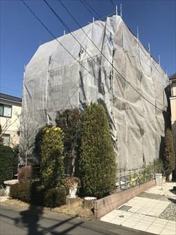 藤沢市 ガイナ塗装