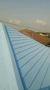 ガイナ 塗料 緑区 屋根外壁 塗装