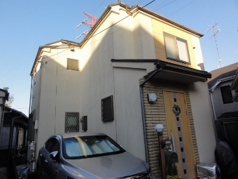 ガイナ 横浜市 旭区 コロニアル 屋根塗装