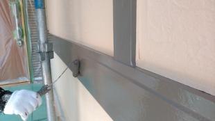 ガイナ 麻生区 屋根 コロニアル 塗装