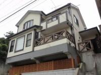 ガイナ 横浜市 神奈川区 コロニアル 塗装