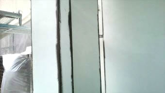ジョリパット壁・ガイナ塗装 (2)