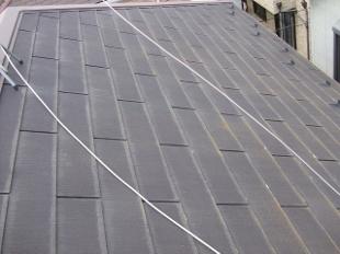 ガイナ 屋根塗装