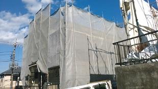 ガイナ 港南区 スレート屋根 塗装