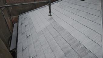 ガイナ 座間市 コロニアル 屋根 塗装