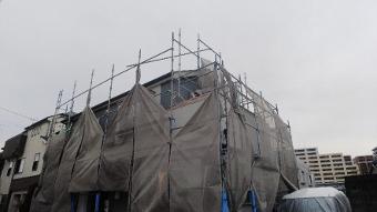 ガイナ 横浜市栄区 外壁 屋根 塗装