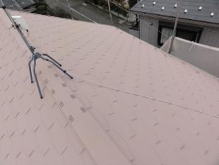 ガイナ 屋根 泉区 塗装