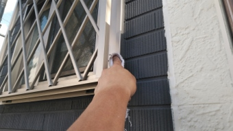 ガイナ 横浜市栄区 コロニアル 屋根 塗装
