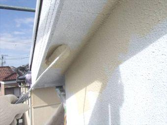 外壁リシンの塗替え (1)