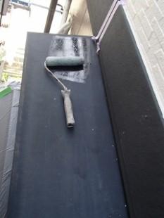 ガイナ 塗料 日野市 ガルバリウム鋼板 塗装
