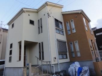 ガイナ 横浜市 栄区 コロニアル 屋根