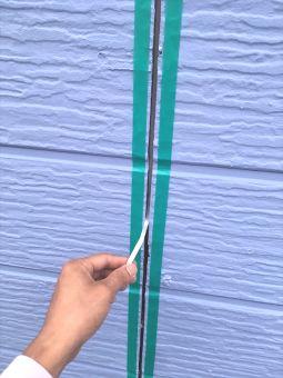 ガイナ塗装 サイディング (2)