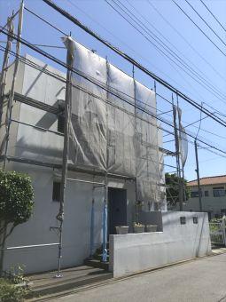 RC外壁 足場 (5)