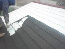 ガイナ 下塗り(屋根塗装 1層目)