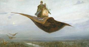 Viktor-Mikhaylovich-Vasnetsov_The-Magic-Carpet
