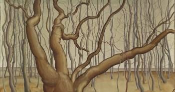 lionel-fitzgerald_Poplar-Woods_1929