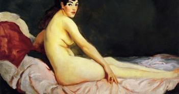 Robert-Henri-_Viv-Reclining-also-known-as-Nude-_