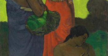 Gauguin_Maternite_II