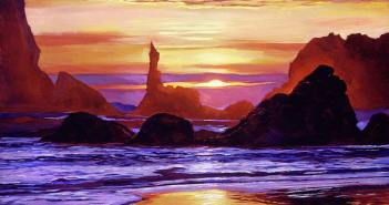 david-lloyd-glover_sunset-at-oregon-rocks