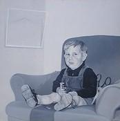 david-louis-Lone-Child