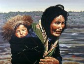 bernbrown-painting-woman
