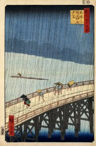 hiroshige_sudden-shower-over-shin-ohashi-bridge-and-atake_1857