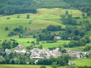 hawkshead-village