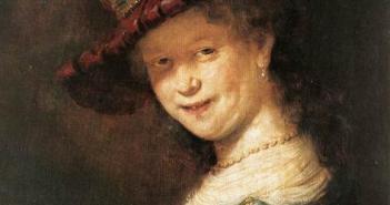 Rembrandt_portrait-of-the-young-saskia-1633