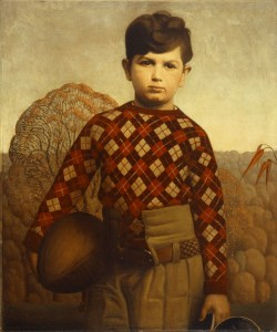 Grant-Wood_PlaidSweater1931
