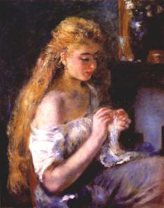 Pierre-Auguste-Renoi_Girl-crocheting