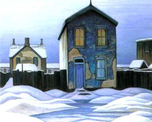 Lawren-Harris_Grey-Day-in-Town_1923-30