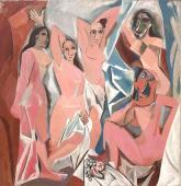 Pablo-Picasso_Les-Demoiselles-d'Avignon