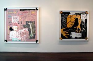 basquiat_framed