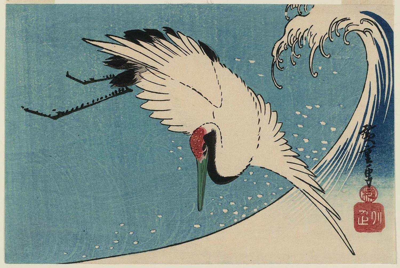 Japanese prints - The Painters Keys - photo#15