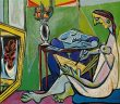 pablo-picasso_the-muse_1935