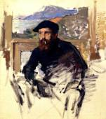 Claude_Monet_self-portrait-in-his-atelier