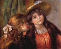 pierre-auguste-renor_two-girls-1892